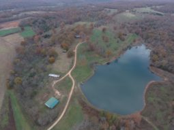 Riverfront Paradise with Trophy Game and Fish, Timber, Horse and Cattle Ranch Gatewood, MO