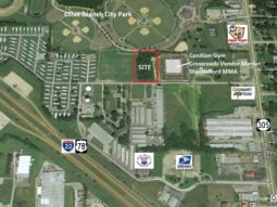 Caroma Business Center 2.4 +/- Acres, Olive Branch