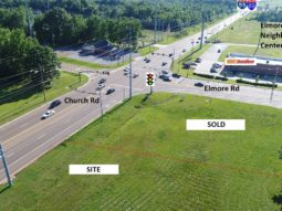 1.6 +/- Ac  Church & Elmore Rd, Southaven